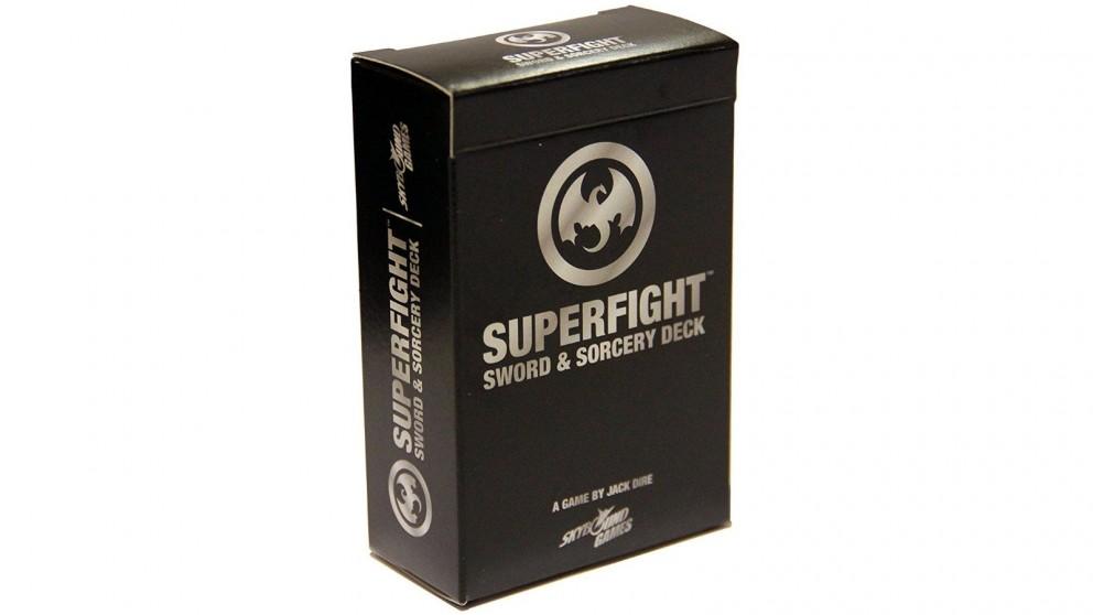 Superfight the Sword & Sorcery Deck