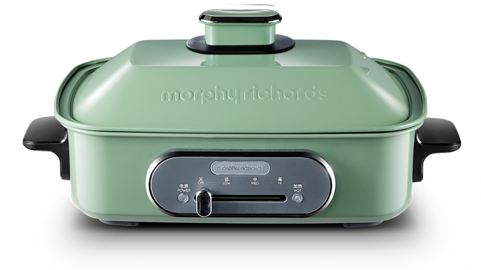 Morphy Richards Multifunction Cooking Pot - Green