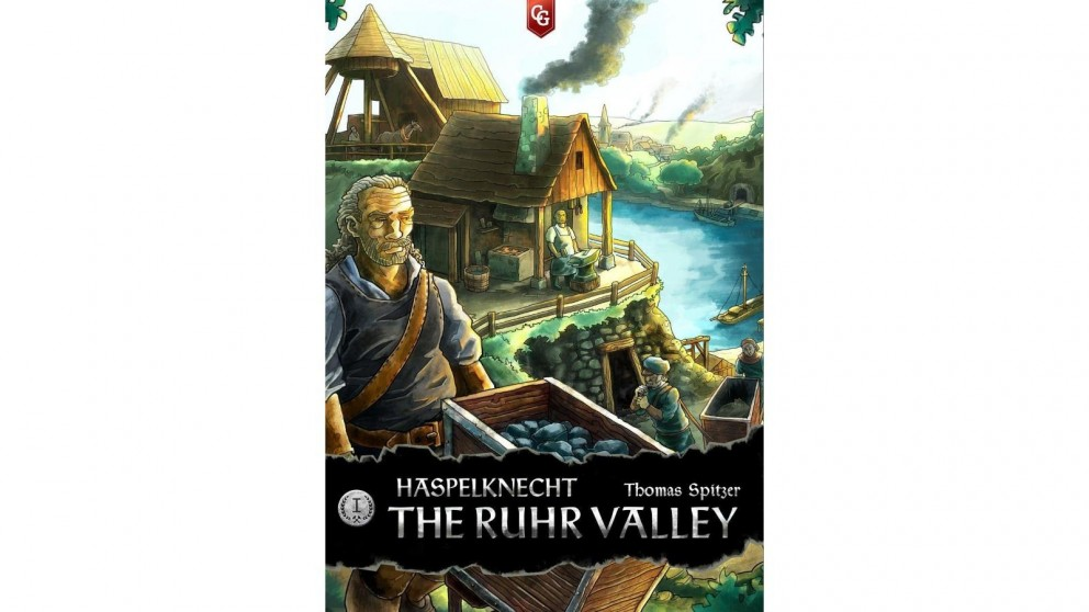 Haspelknecht - The Ruhr Valley Expansion
