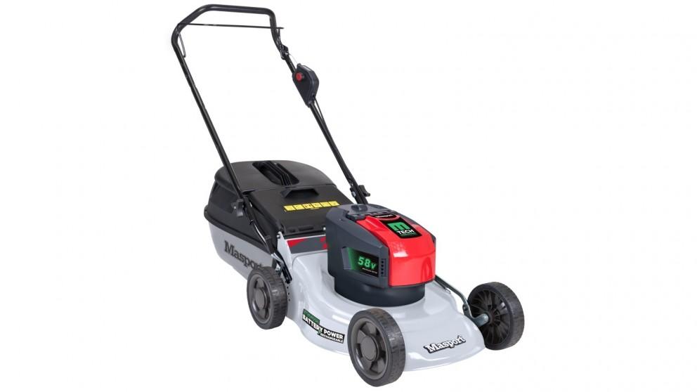 Masport 200 ST 2'n1 ELI 58V 0.75kW Series Lawn Mower - Silver