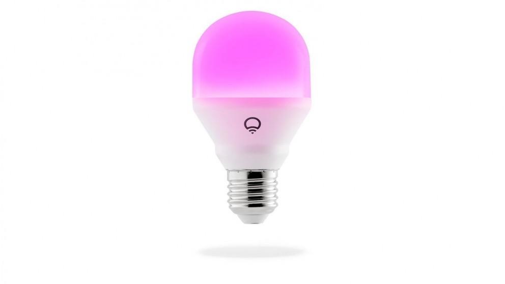 LIFX Mini Colour E27 WiFi LED Smart Light Bulb