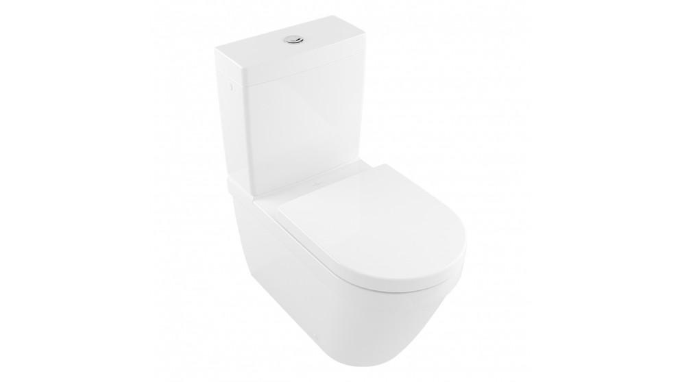 Architectura 2.0 DirectFlush Back To Wall Toilet