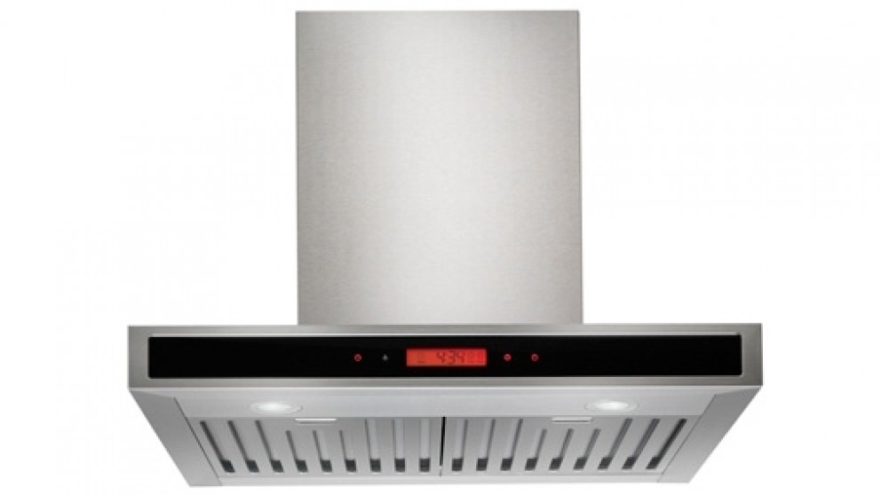 Euromaid 600mm Flat Box Canopy Rangehood - Stainless Steel