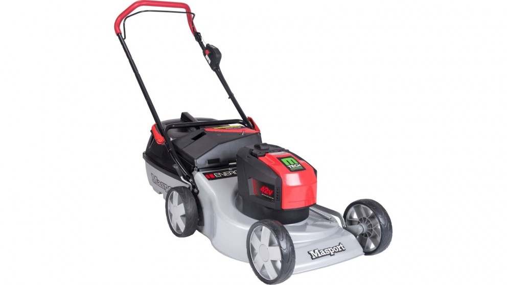 Masport 40V Energy Flex Mower with Battery and Charger