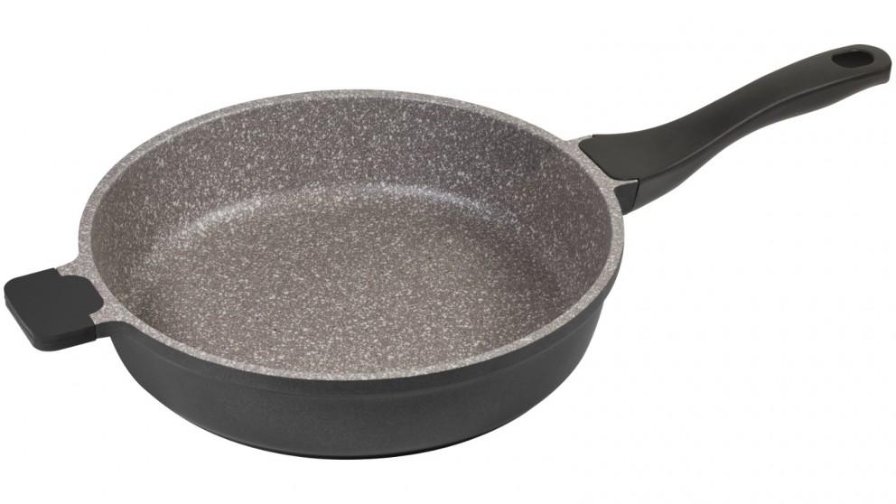 Carl Schmidt Sohn K2 28x6.2cm Deep Fry Pan with 5 layer Granitec Coating
