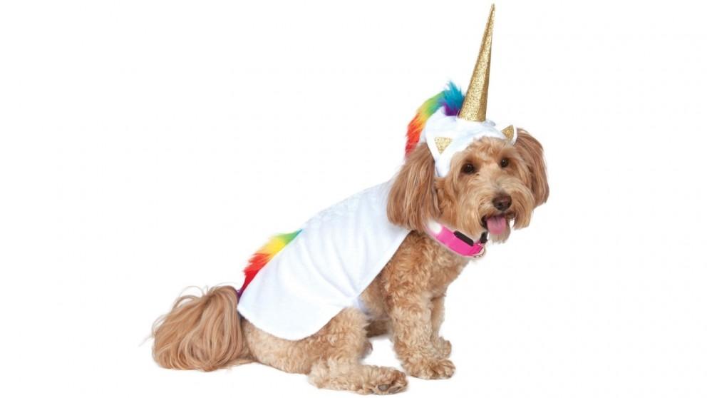 Unicorn Light Up Pet Costume