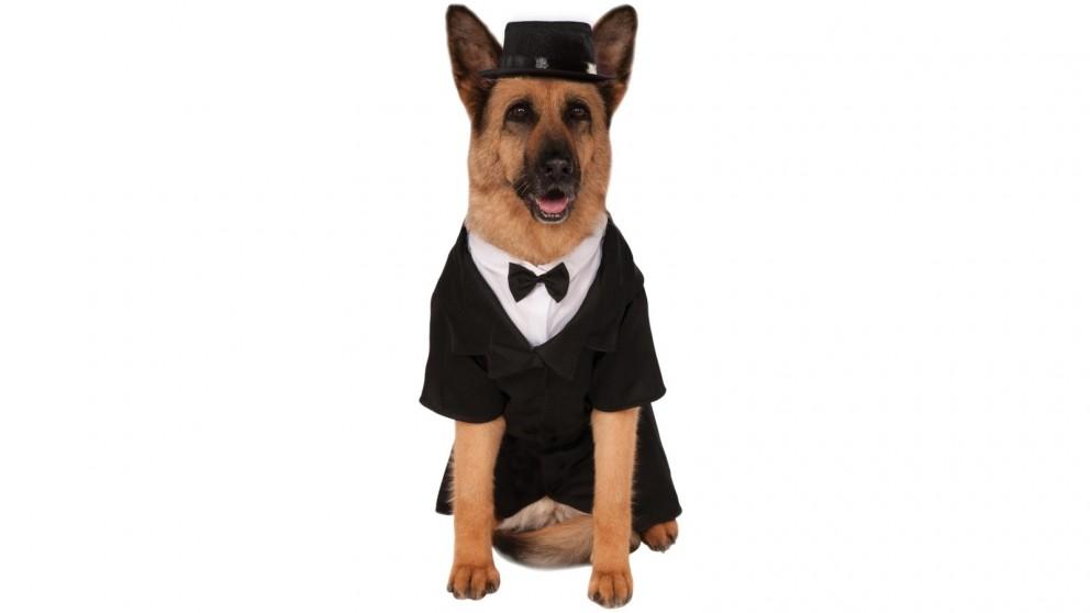 Dapper Dog Big Dog Pet Costume - Size Extra XL