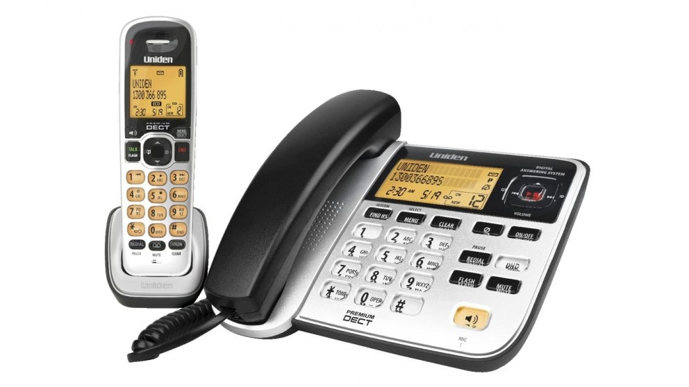 Uniden DECT 2145+1 Premium Digital 2in1 Phone System
