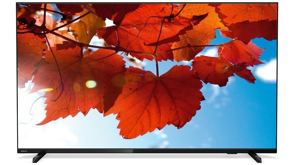 Philips 58-inch 6604 Series 4K UHD LED LCD Smart TV
