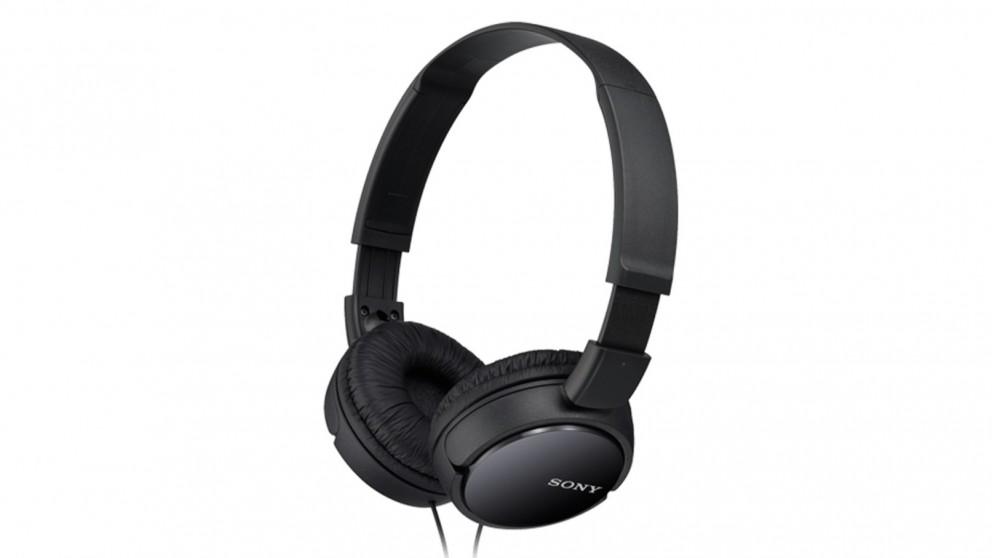 Sony ZX110 Over-Ear Headphone - Black