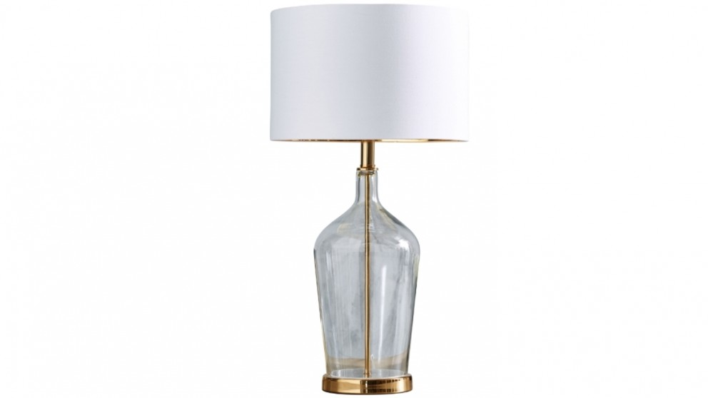 Buy jude table lamp harvey norman au for Lamp table harvey norman