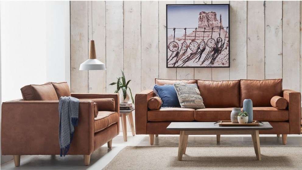 Arizona 2-Piece Fabric Lounge Suite