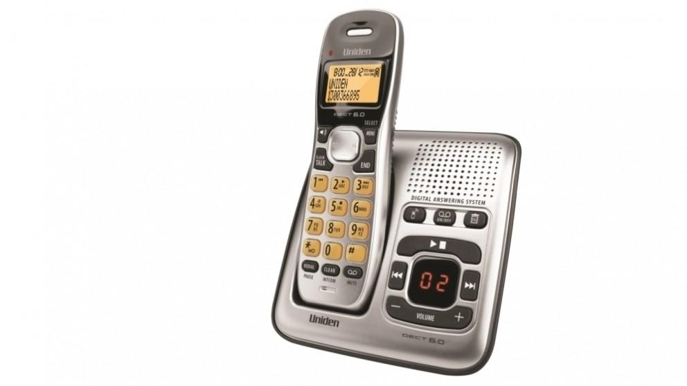 Uniden DECT 1735 Cordless Phone System
