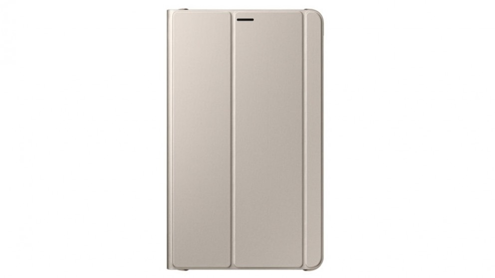 "Samsung Tab A 8.0"" 2017 Book Cover - Gold"