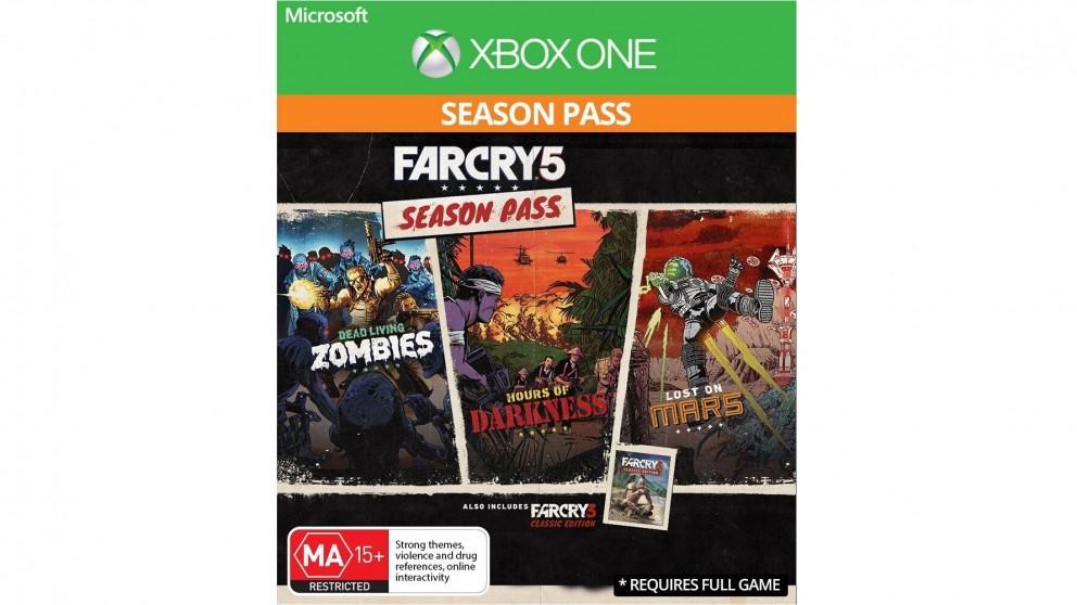 Far Cry 5 Season Pass - Xbox One