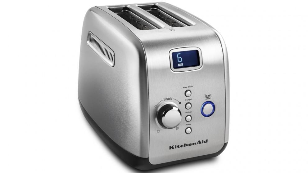 KitchenAid 2 Slice Toaster - Stainless Steel