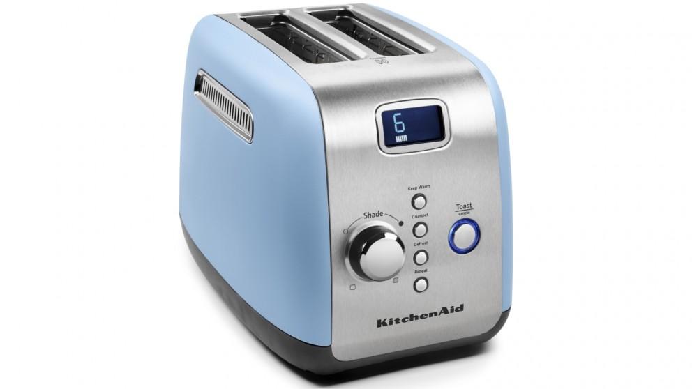 KitchenAid 2 Slice Toaster - Blue Velvet