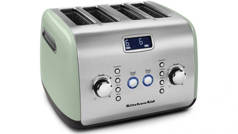 KitchenAid 4 Slice Toaster - Pistachio