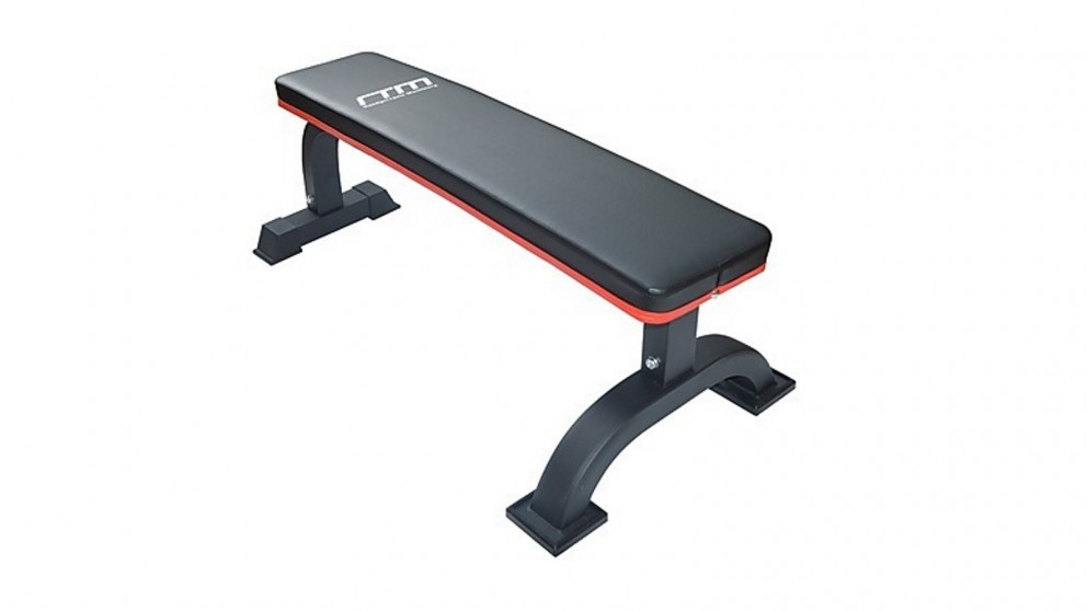 Serrano Commercial Flat Weight Lifting Bench