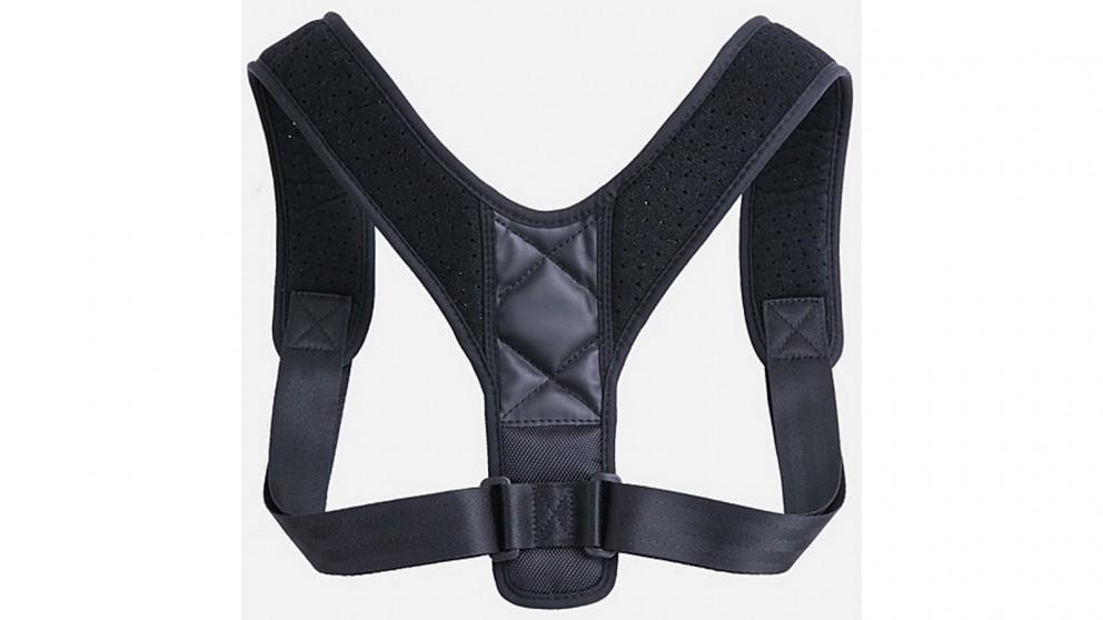Serrano Posture Clavicle Support Corrector Back Straight Shoulders Brace Strap Correct