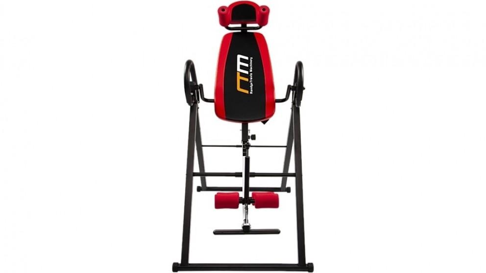 Serrano Inversion Table Gravity Stretcher Inverter Foldable Home Fitness Gym