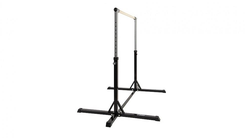 Serrano Gymnastics Training Bar Kids Adjustable Horizontal Kip Fitness Gym Equipment