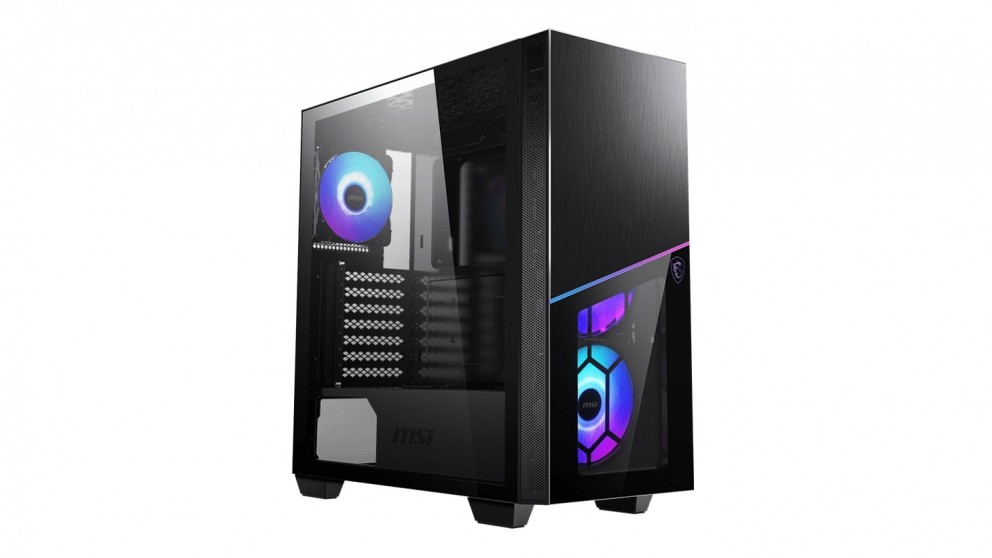 Buy MSI MPG Sekira 100R Case | Harvey Norman AU