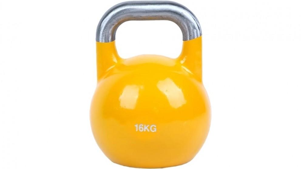 Serrano Pro-Grade Steel KettleBell - 16kg