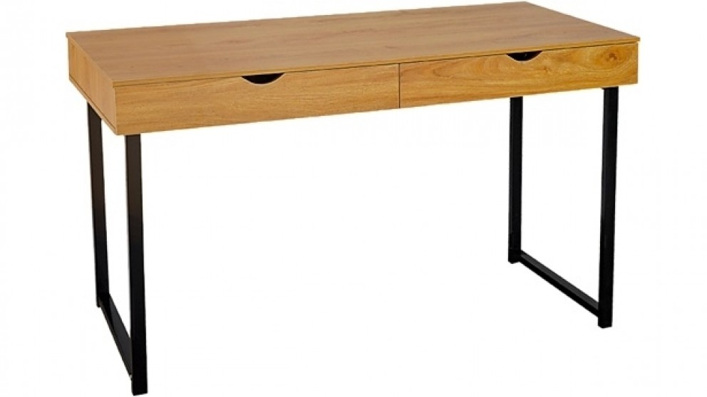 Serrano Wood Computer Desk