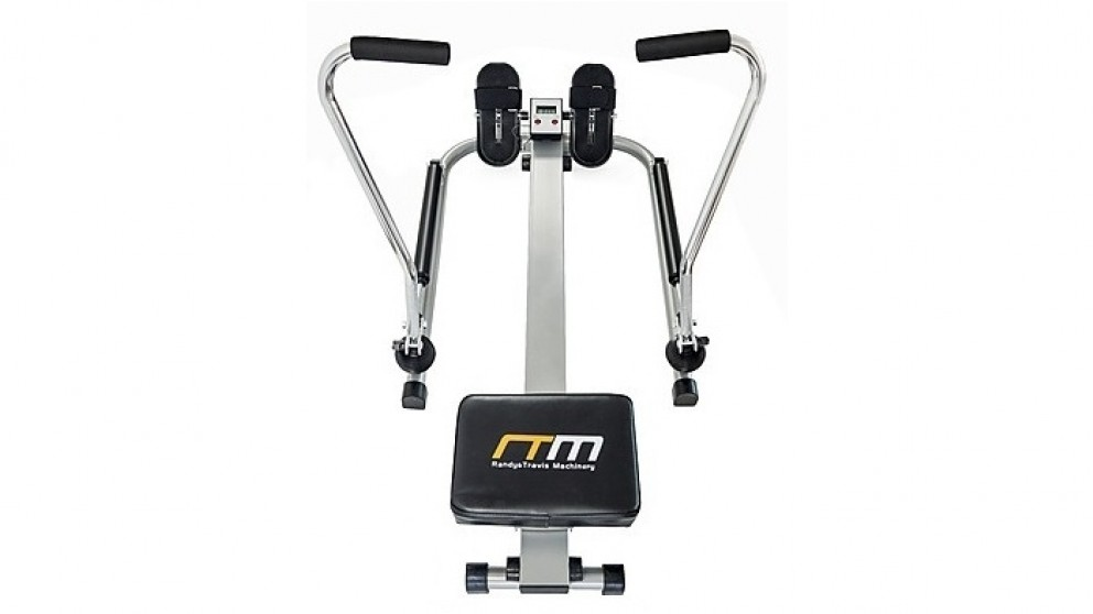 Serrano Rowing Machine Rower Exercise Fitness Gym