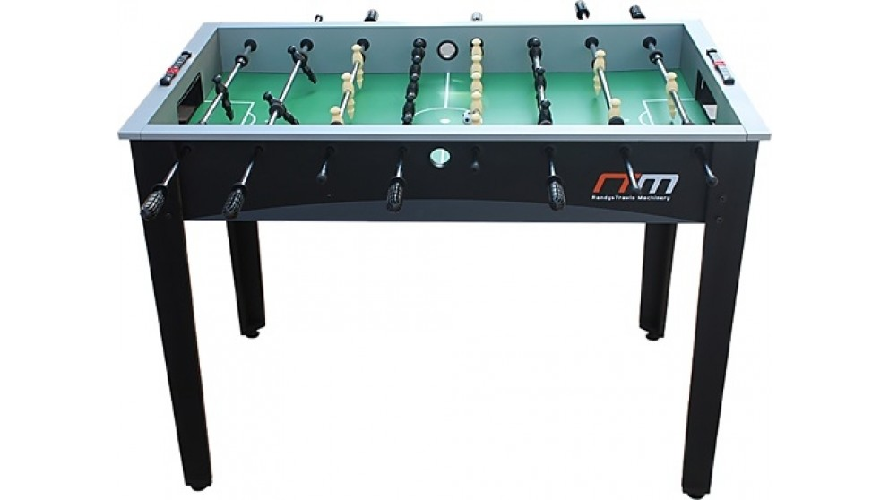 Serrano Foosball Soccer Table 4ft Tables Football Game Home Party Gift