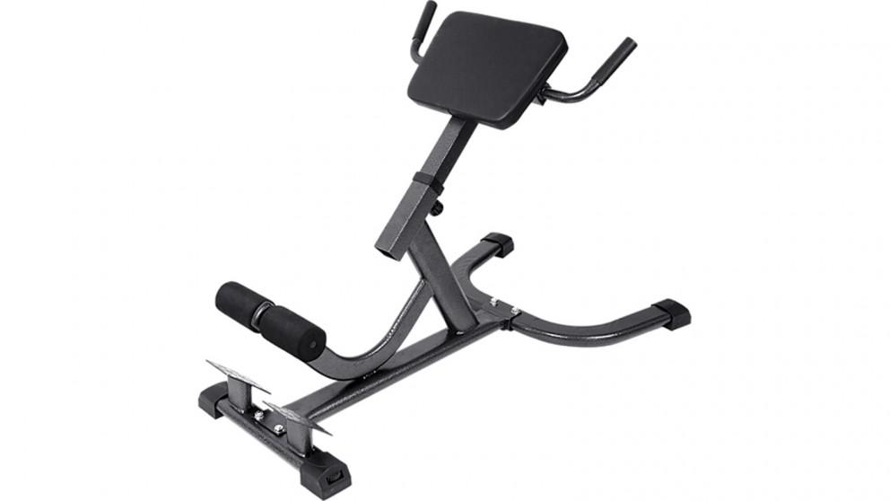Serrano Hyper Extension Adjustable Roman Chair - Black