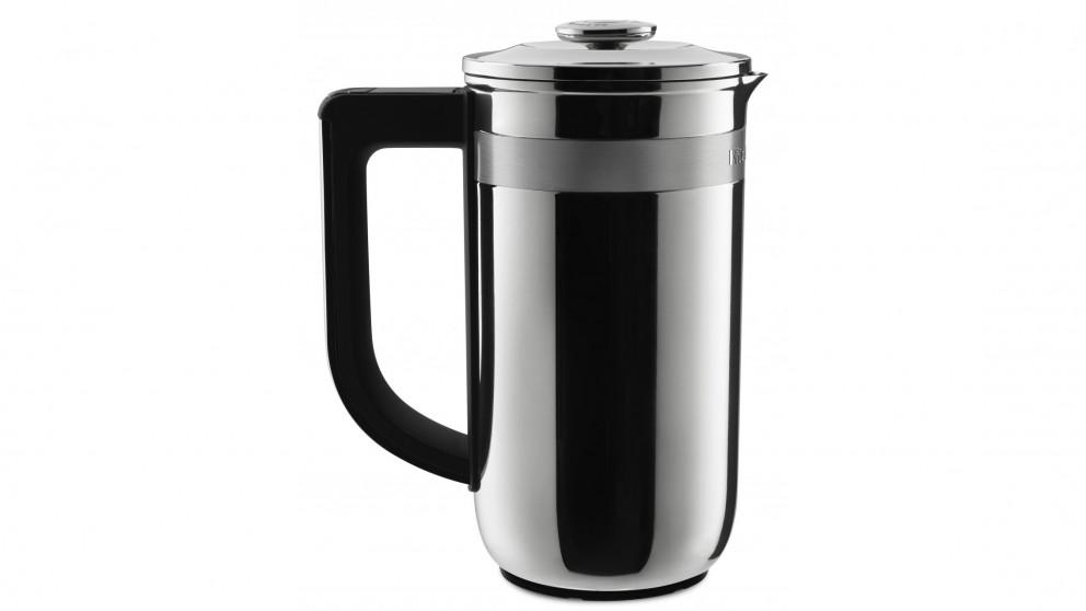 Kitchenaid Coffee Maker Not Hot Enough : KitchenAid Precision Press Coffee Maker - Coffee Machines - Coffee & Beverage - Kitchen ...