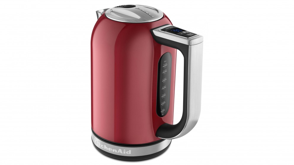 KitchenAid 1.7L Variable Temperature Kettle - Empire Red