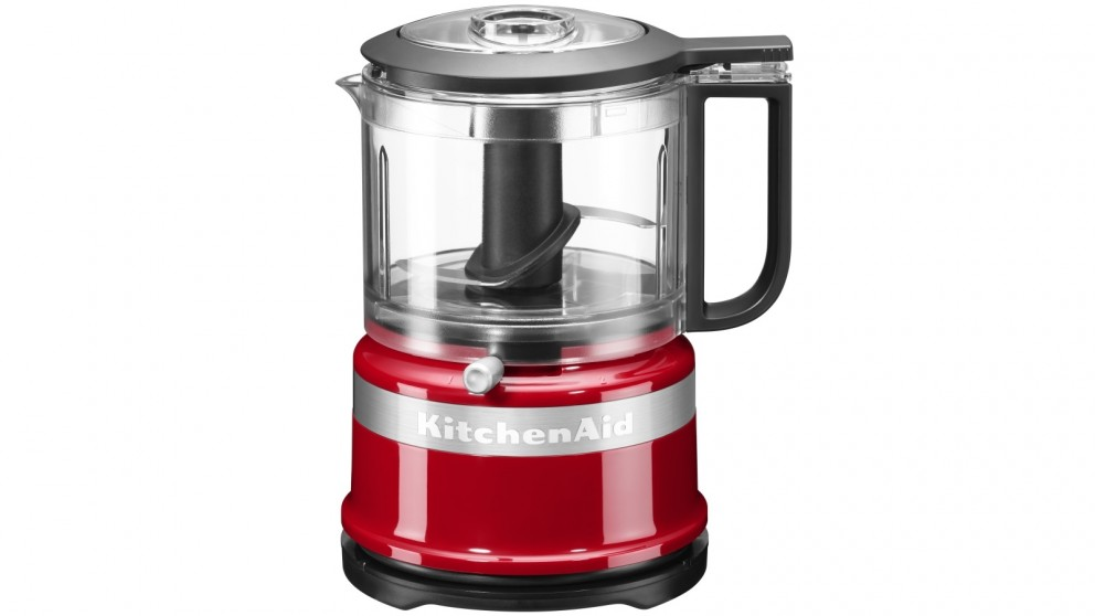 Buy Kitchenaid 3 5 Cup Mini Food Chopper Empire Red Harvey Norman Au