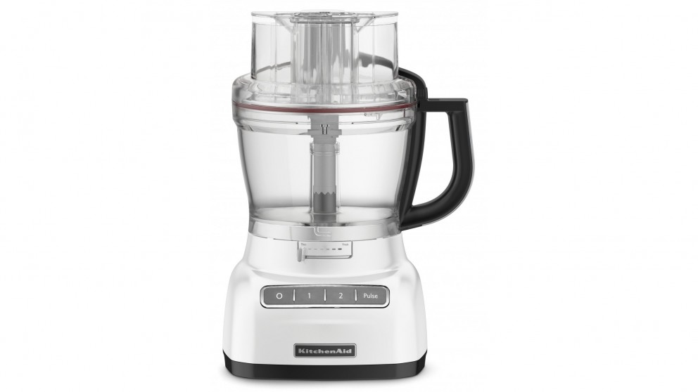 KitchenAid Food Processor - Frosted Pearl