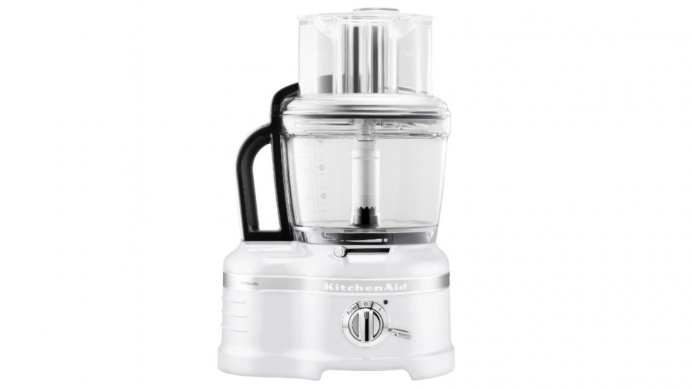 KitchenAid KFP1644 Pro Line Food Processor - Frosted Pearl
