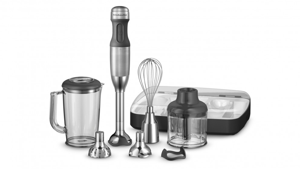 KitchenAid Hand Blender - Stainless Steel