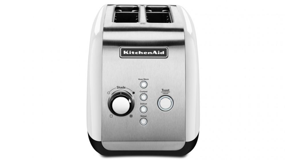 KitchenAid Classic Automatic 2 Slice Toaster - White