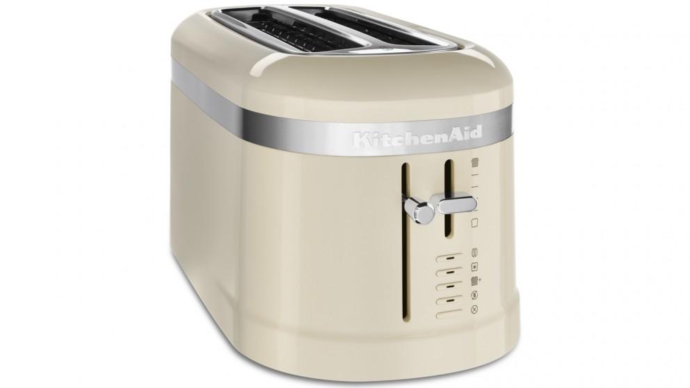 KitchenAid Design 4 Slice Toaster - Almond Cream