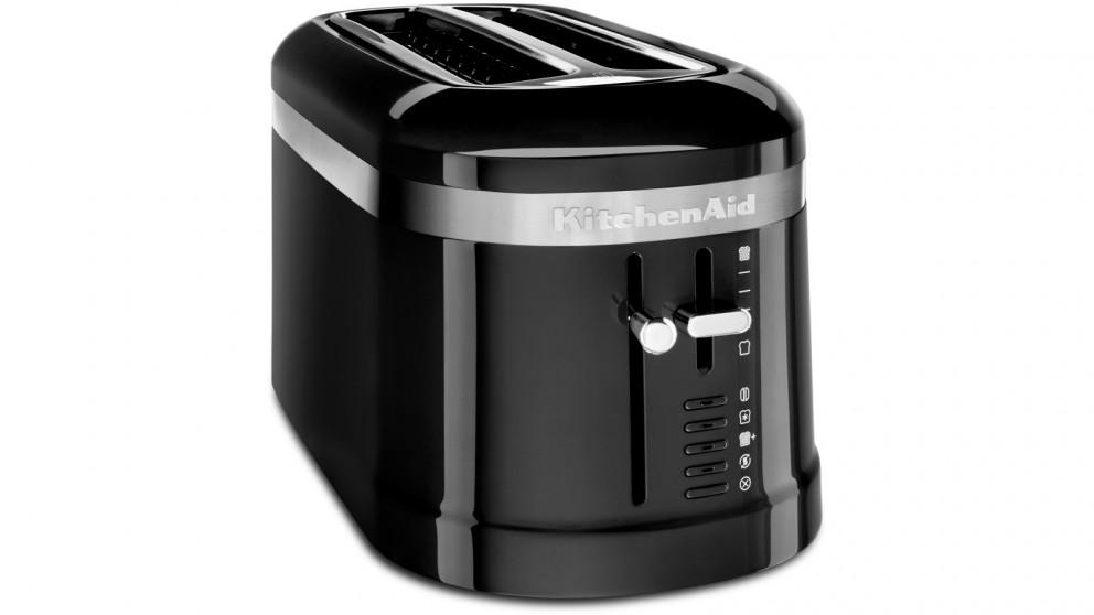 KitchenAid Design 4 Slice Toaster - Onyx Black