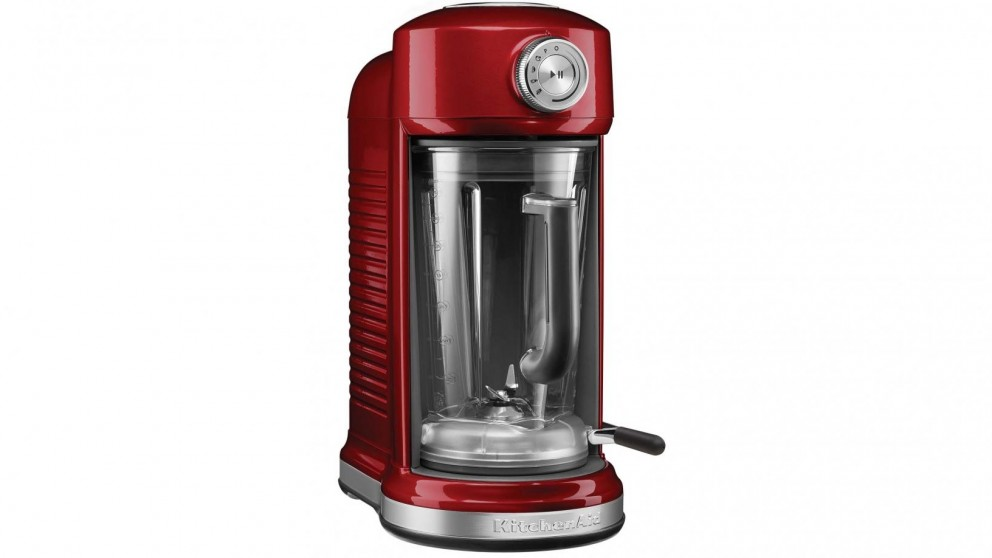KitchenAid Magnetic Drive Blender - Candy Apple Red