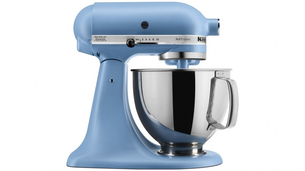 Enjoyable Kitchenaid Ksm150 Artisan Tilt Head Stand Mixer Blue Velvet Download Free Architecture Designs Scobabritishbridgeorg