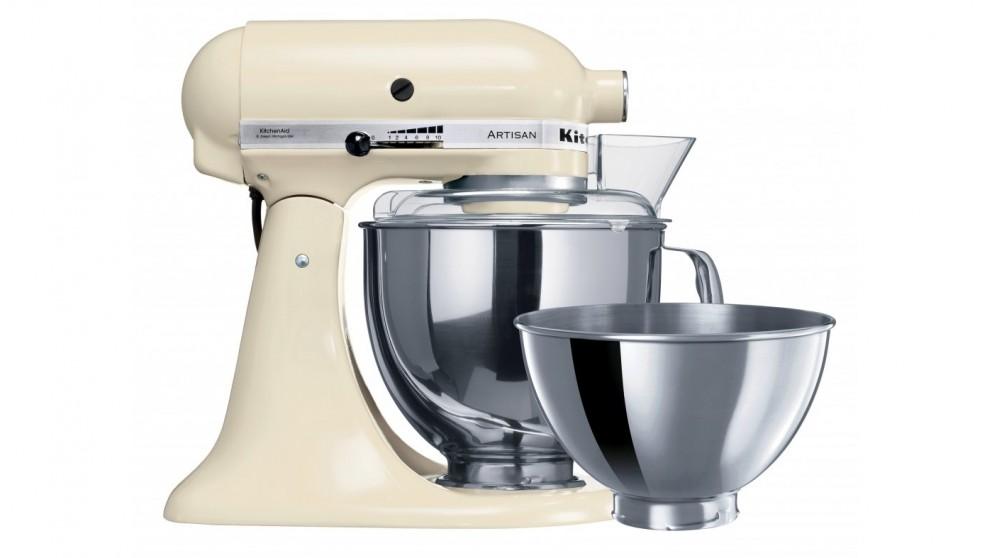 KitchenAid KSM160 Artisan Stand Mixer - Almond Cream