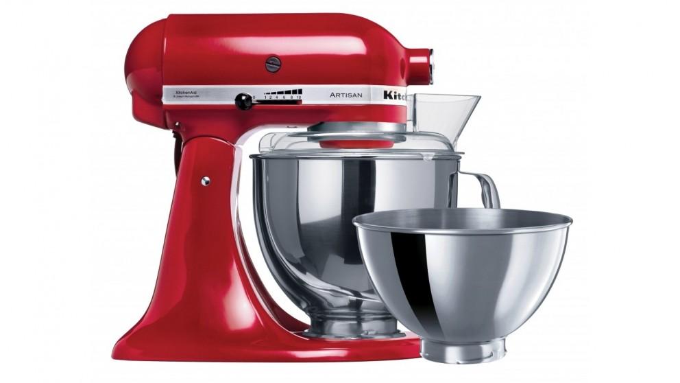 Buy Kitchenaid Ksm160 Artisan Stand Mixer Empire Red