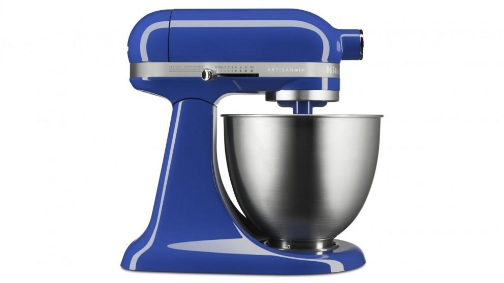 Beau KitchenAid Artisan KSM3311 Mini Stand Mixer   Twilight Blue