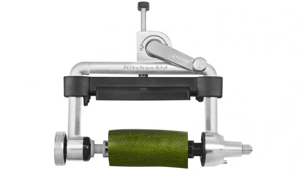 Buy Kitchenaid Vegetable Sheet Cutter Attachment Harvey Norman Au