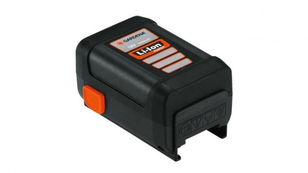 Gardena Replacement Battery Li-Ion 18 V / 1.6 Ah