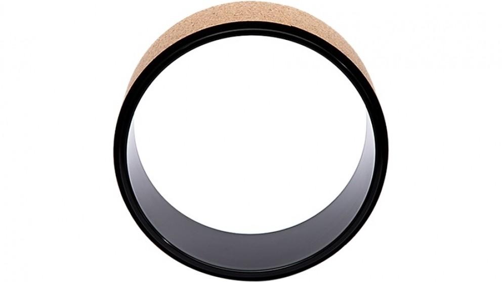 Serrano Yoga Pilates Wheel Cork Abdomen Stretch Roller