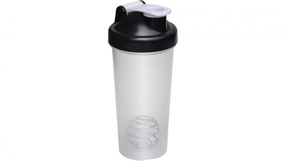 Serrano Shaker Bottles Protein Mixer Gym Sports Drink - 10x